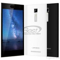 Original LEAGOO Lead1 5.5 Inch HD IPS LCD Android 4.4 8GB MTK6582 1.3GHz Quad Core Support Dual Sim 13MP Camera 3G Wifi Mobile