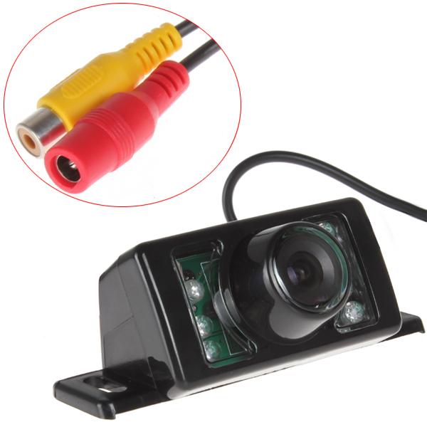 Water-proof Weatherproof Shockproof Function 7 IR Lights 170 Degree Highsensitivity Car Wireless Rear View Camera(China (Mainland))