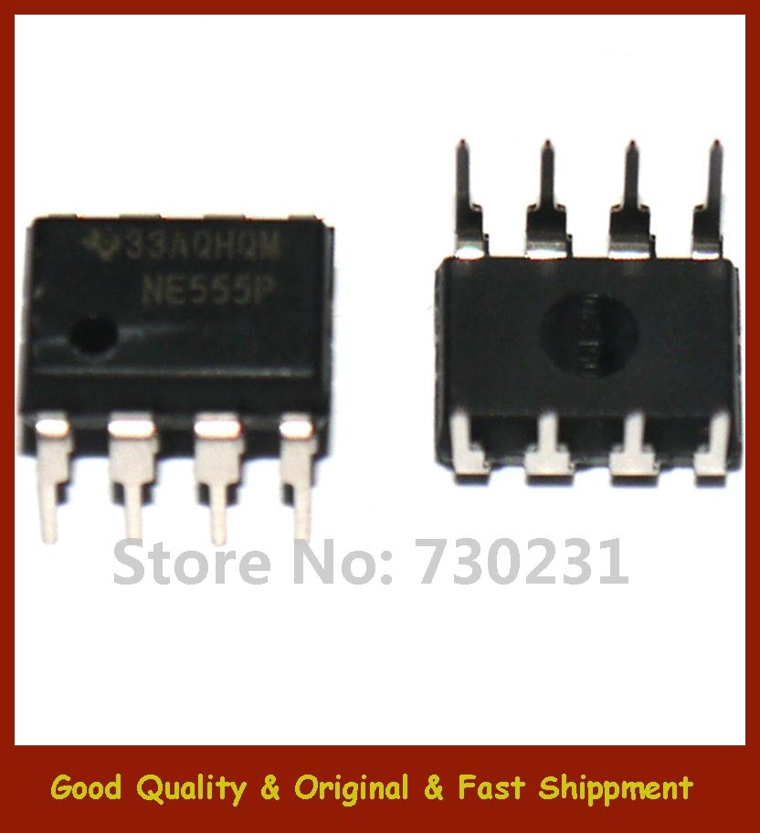микросхема 555 DIP-8 hym