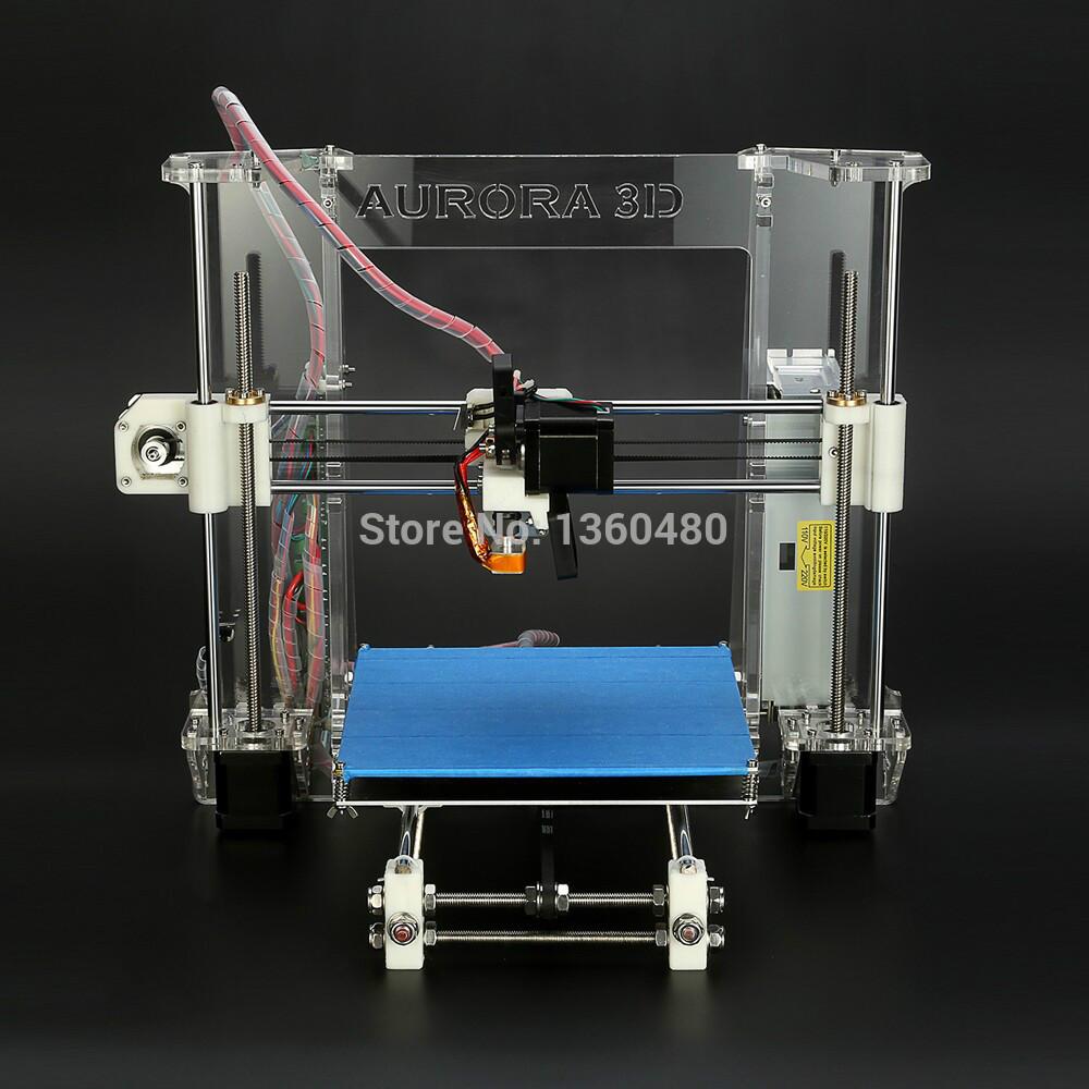 новейшие высокого качества aurora 3d принтер
