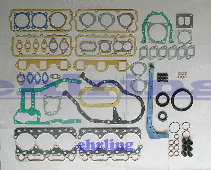 Головка блока цилиндров Ehrling NE6T 6 10101/95529