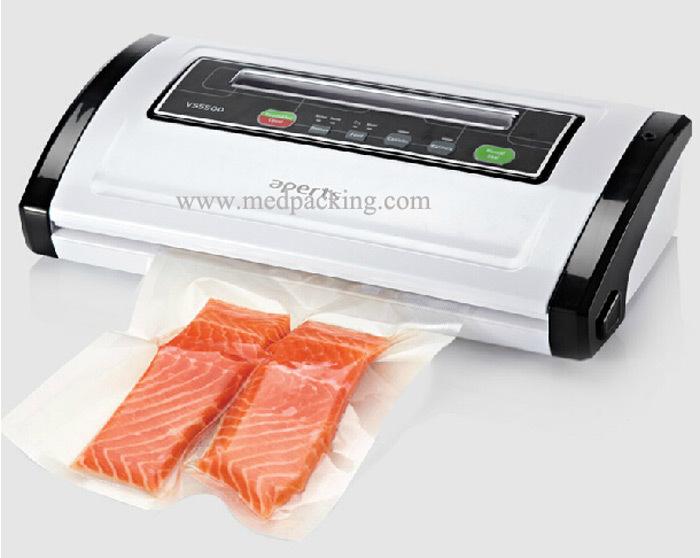 New Household Electric Plastic Food Bag Sealer Sealing Vacuum Packaging Machine(China (Mainland))