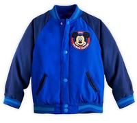 Wholesale New Varsity Jacket Boy Long Sleeve Coat Kids/Toddler Cartoon Clothing Children Outerwear  Autumn Winter Fit 3-10 age