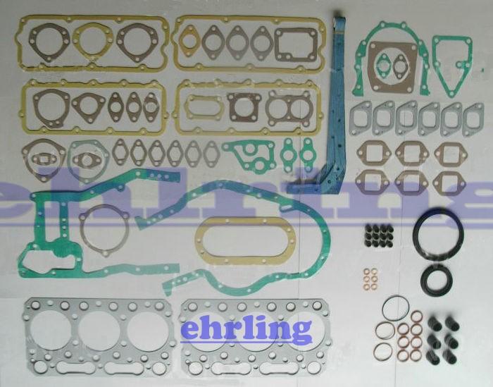 Головка блока цилиндров Ehrling 6cyl ND6 6842cc 10101/95025 1010195028