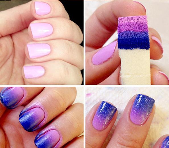 You're Putting On Glitter Nail Polish All Wrong | Glitter nail polish,  Glitter nails and Glamour - You're Putting On Glitter Nail Polish All Wrong Glitter Nail