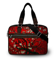 Free ShippingCasual Canvas Laptop Shoulder Briefcase Hand Bag  14'' 15'' 15.6'' for  Sumsung Apple Dell Acer ASUS