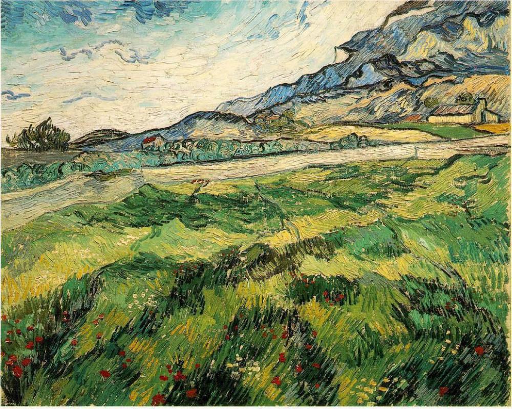 HandPainted Van Gogh Famous