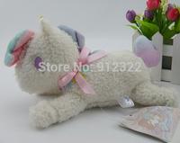Sanrio Little Twin Stars white Unicorn Charm Animal Doll Stuffed Plush New
