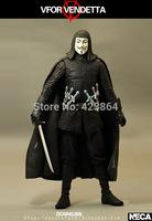 U.S. NECA produced - Genuine - oversized -12 inch -V Vendetta - killer dolls - hand to do ornaments - Free Shipping