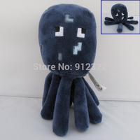 "Minecraft Baby Squid Plush Mojang Stuffed Toy Doll 7""New"