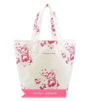 Wholesale handbag white oxford waterproof barrier gauze bag tote bag gifts