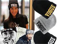 1Pcs Hot Selling New VOGUE Style Fashion Men Women Warm Skull Beanie Hat Winter Fall Hip hop Street Dance Cap
