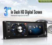 DL300 - 3' In Dash HD Digital Screen Car Audio car mp3 player car radio FM player