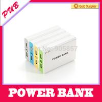 10pcs/lot portable Power Bank 12000mAh Universal External Battery pack with Flashlight Phone, PDA, PSP, GPS