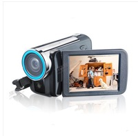 720P HD Digital Video Camera 16MP CMOS sensor 4X zoom 3 inch touch screen HDMI/USB/AV family DV Camcorder Ordro HDV- Z12