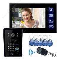 "Free shipping!7"" Color Door Phone Intercom Doorbell Camera Viewer Access Control Night Vision"