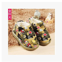 new 2014 baby shoes baby boots winter boots baby girl kids shoes 0-1-2-3-4 years old Free Shipping Warm Antiskid Wearable 1-686