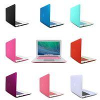 "Hotsale Hard Rubberized Case + Keyboard Cover For MacBook Pro 13"" Free shipping"