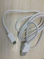 round Micro USB cable for download or upload
