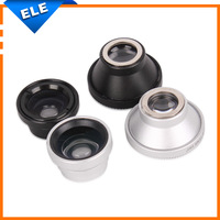 Magnetic detachable lens 0.67X wide Angle micro lens detachable macro lens for mobile phone and digital camera