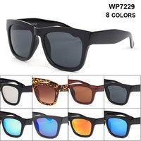 New design sunglasses fashion frame sun glasses WP7229 free shipping