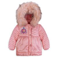 Retail 2014 new frozen jacket clothes children winter coats Girls cotton-padded jacket Children down jacket frozen coat
