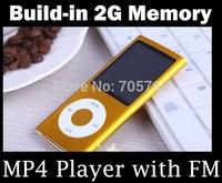 Wholesale - Portable MP3 / MP4 Player ,Build-in 2GB Memory ,support Music/Video/Photo/E-Book/FM/Record/USB