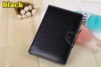 Flip Stand Smart Leather Case for lenovo A10-70 A7600 +OTG+ Screen Protector+touch pen