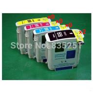 2 PK For HP8 Black Ink Cartridge Set Suitable for HP Officejet Pro K550 K5400dn L7580  Ink No.68