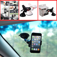 car Phone Holder gps holder For iPhone5s/Samsung Galaxy S4 Mobile Phone holder Stents Bicyle Stents