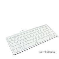 Notebook dedicated external mini keyboard Ultra-thin chocolate keyboard USB cable keyboard