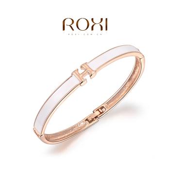 Roxi мода новых мужчин браслеты, позолоченные женщины ювелирные изделия, австрийский ...