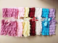 New Hot Baby Girl Lace Swimwear Posh Petti Lace Swimsuit with Ribbon Bows Kids Bikini Romper Swim wear Two-Pieces