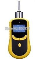 Pump suction acetaldehyde detector