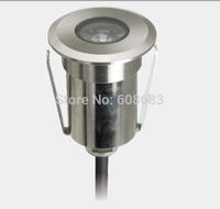 High Power Outdoor LED Inground Light Set :6pcs Lights&1pcs Connection Cable&1pcs30W Transformer
