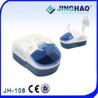 Car Compressor Nebulizer Handy High Flow Adult Portable Inhaler Different Color Free Nebulizer Machine Medical Hospital JH-108