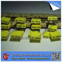 100pcs/lot yellow color Capacitor 182J 1.8nF 100V  182J/100V P=5mm Correction Capacitor