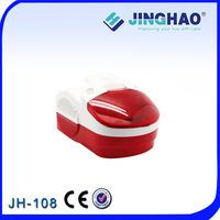 Portable Nebulizer Piston Compressor For Medication Inhalertor Nebulizers  Adult Car High Flow Nebulizer Cup Mask Tube JH-108