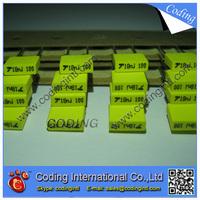 100pcs/lot yellow color Capacitor 183J 18nF 100V  183J/100V P=5mm Correction Capacitor