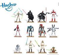 Star wars darth maul jar jar ginks qui-gon jinn anakin r2d2 3.75 learning & education baby toy dolls classic toys action figure