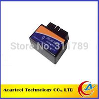 Super Mini ELM327 Bluetooth V1.5 OBDII Auto Scanner Mini327 OBD2 Car Diagnostic Tool ELM 327