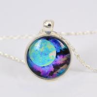 Star Time gemstone necklace series IB733
