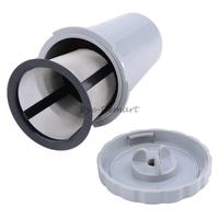 Pro Portable Reusable Tea Coffee Filter Baskets Mesh Replacement Maker Cartridge Tools