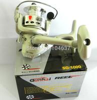 New Fishing Reels SG1000 Spinning High Power Gear ABS Spool Coil 6BB 5.1:1 (FR031) Carretilha Pesca Fishing Equipment