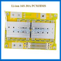 48v 16S30A Li-ion  BMS/PCM/PCB for 48V Rechargeable Battery Pack for 1500w motor