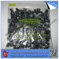 200pcs/lot Rubycon 220uF 25V 8x11.5 YXF Series Aluminum Electrolytic Capacitor 220UF/25V 8x11.5mm