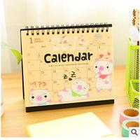 New 2015 Little Pig 2015 desktop calendar   17911   0.05kg