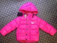 2014  New  Retail  Brand  fashiong  spring/autumn/winter  children's  coat  long  sleeve   zipper  hooded  girl's  coat