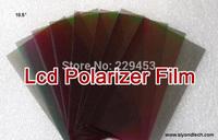 "10pcs 18.5""W 16:9 45 degree LCD Polarizing film Matte Polarized film"
