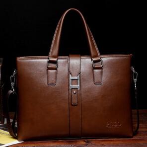 Hot sale!! New Genuine Leather Men Bag Briefcase Handbag Men Shoulder Bag Laptop Bag,free shipping,WZY-190(China (Mainland))